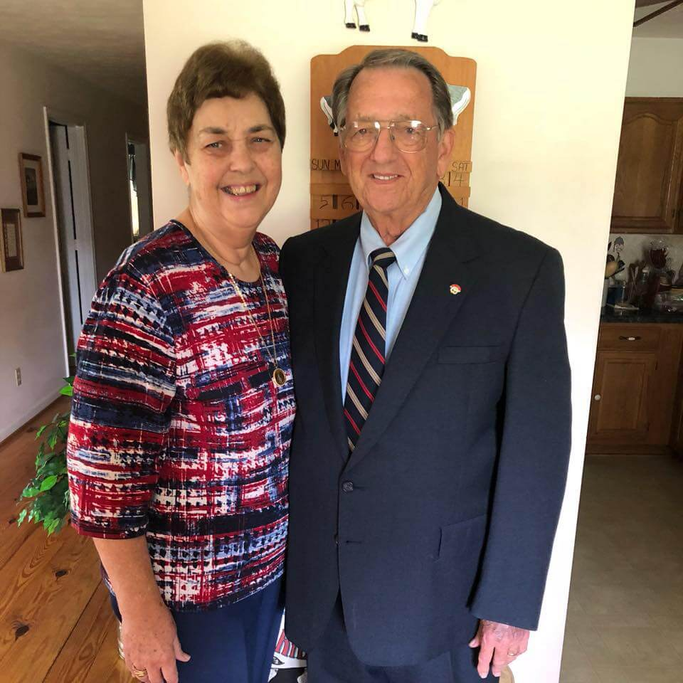 Ronnie & Shirley Morrow
